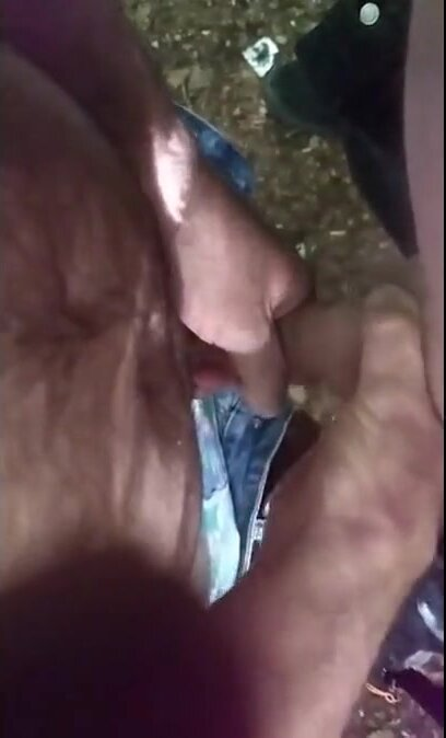 Rob and Nigel Cock Docking in the woods (part 4) 2