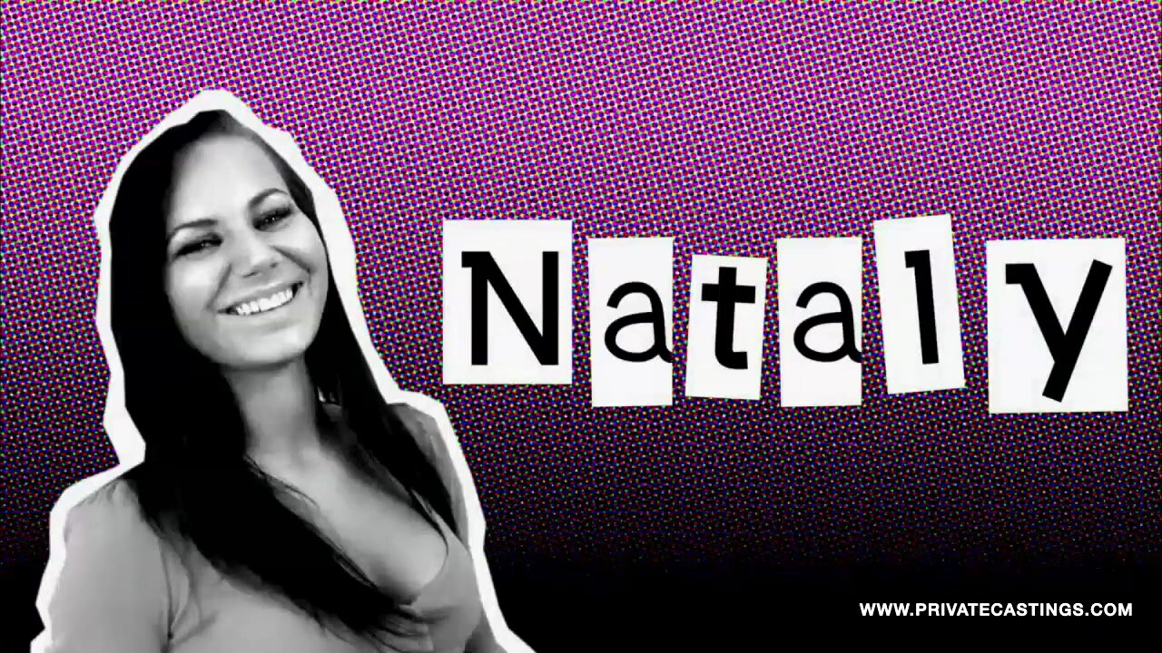 Nataly Casting And First Sex Scene Was A...